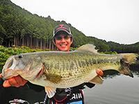 75 小野俊郎 アーリーサマー津風呂湖バス攻略/加藤誠司 雨の合川で爆釣シャローゲーム