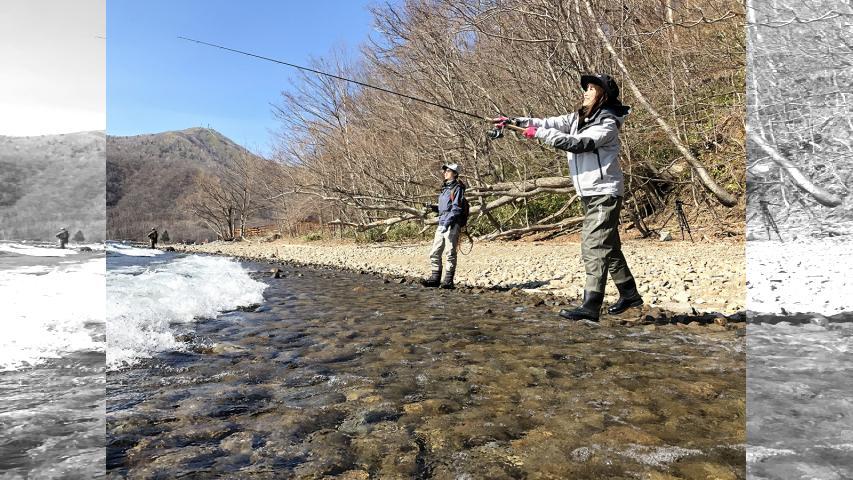 釣り ブログ 湖 支笏