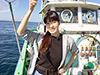 YUMIKA、釣り人写真