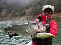 2014年01月07日の釣りの写真