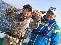 福島和可菜・庄山英伸