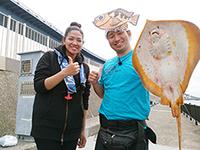 enjoyfishing番組の写真