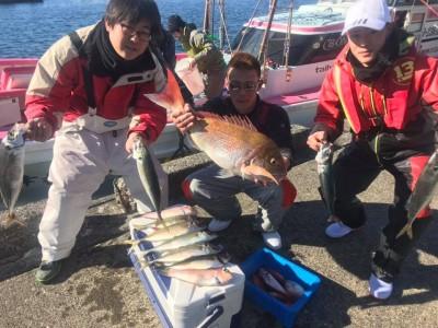 第八幸松丸の2018年12月30日(日)1枚目の写真