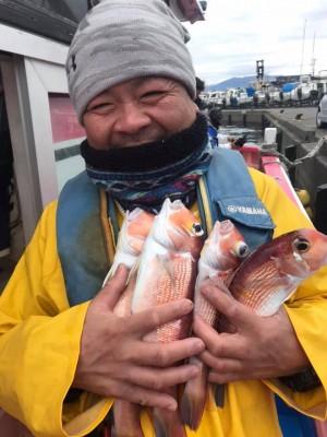 第八幸松丸の2018年12月31日(月)3枚目の写真