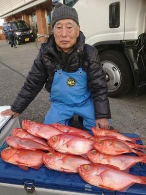 愛正丸の2019年1月9日(水)2枚目の写真
