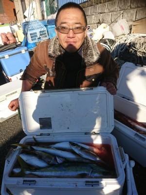 愛正丸の2019年1月2日(水)2枚目の写真