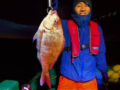 平良丸の2018年12月31日(月)2枚目の写真