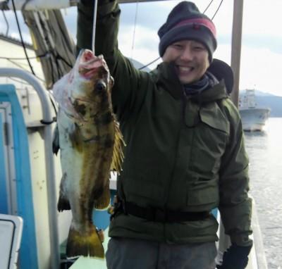 佐々木釣具店 平進丸の2019年1月13日(日)1枚目の写真