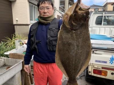 敷嶋丸の2019年1月13日(日)1枚目の写真