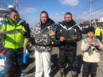 第八幸松丸の2019年1月13日(日)1枚目の写真