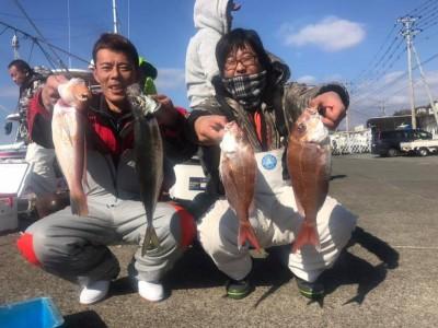 第八幸松丸の2019年1月13日(日)2枚目の写真