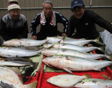 奥村釣船の2019年1月15日(火)2枚目の写真