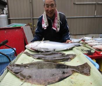 奥村釣船の2019年1月15日(火)4枚目の写真