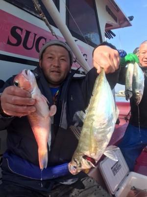 第八幸松丸の2019年1月17日(木)1枚目の写真