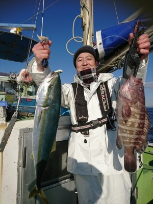 愛正丸の2019年1月18日(金)1枚目の写真