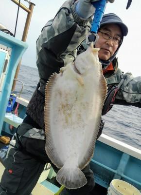 佐々木釣具店 平進丸の2019年1月20日(日)1枚目の写真