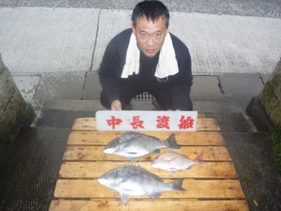 中長渡船の2019年1月20日(日)1枚目の写真