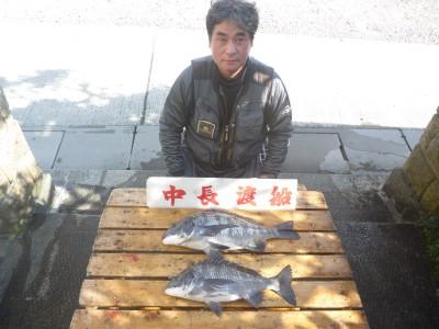中長渡船の2019年1月22日(火)1枚目の写真