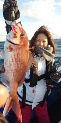長栄丸の2019年1月23日(水)1枚目の写真