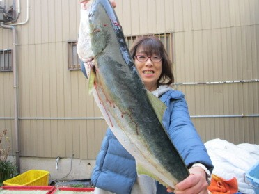 奥村釣船の2019年1月20日(日)1枚目の写真