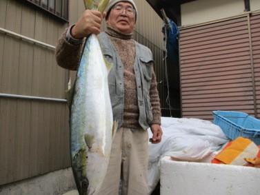 奥村釣船の2019年1月20日(日)2枚目の写真