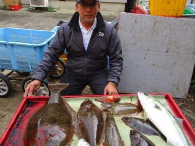 奥村釣船の2019年1月20日(日)4枚目の写真