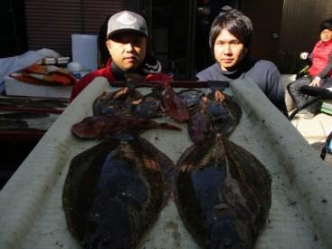 奥村釣船の2019年1月21日(月)3枚目の写真