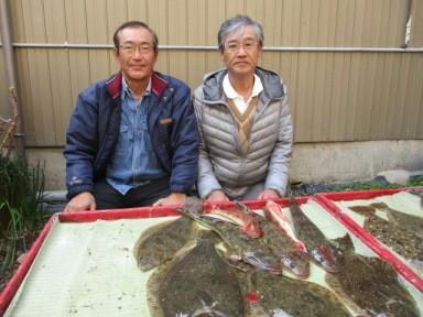 奥村釣船の2019年1月23日(水)3枚目の写真