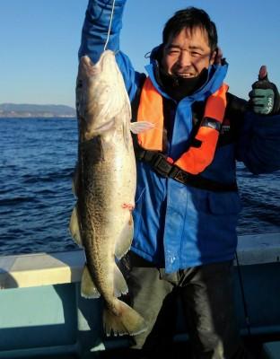佐々木釣具店 平進丸の2019年1月25日(金)1枚目の写真