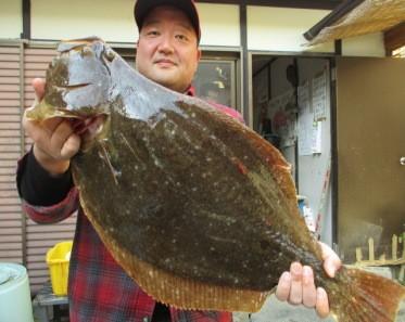 奥村釣船の2019年1月25日(金)1枚目の写真