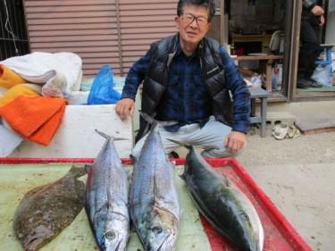 奥村釣船の2019年1月25日(金)2枚目の写真