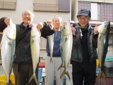 奥村釣船の2019年1月25日(金)4枚目の写真