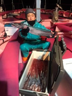 第八幸松丸の2019年1月25日(金)5枚目の写真