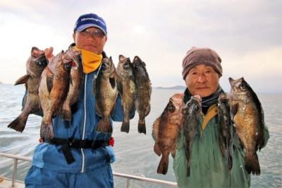 西岡遊漁の2018年12月18日(火)1枚目の写真