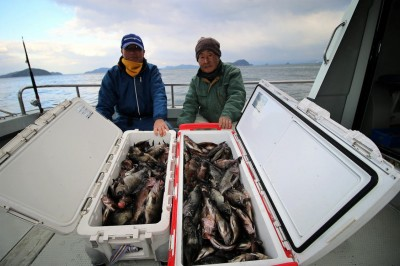 西岡遊漁の2018年12月18日(火)2枚目の写真