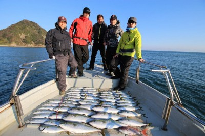 西岡遊漁の2018年12月22日(土)5枚目の写真