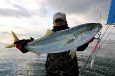 西岡遊漁の2018年12月24日(月)1枚目の写真