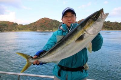 西岡遊漁の2018年12月24日(月)3枚目の写真