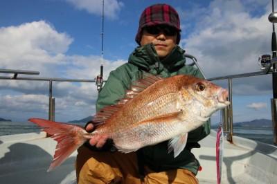 西岡遊漁の2018年12月24日(月)5枚目の写真