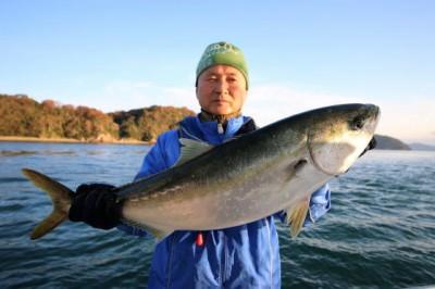 西岡遊漁の2018年12月25日(火)2枚目の写真