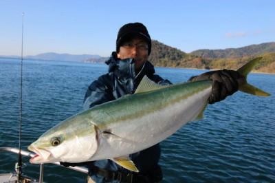 西岡遊漁の2018年12月25日(火)3枚目の写真