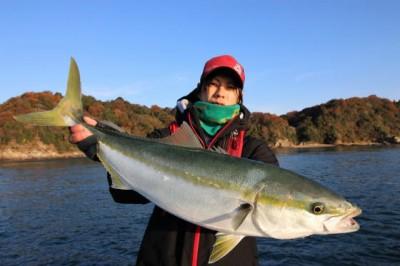 西岡遊漁の2018年12月25日(火)4枚目の写真