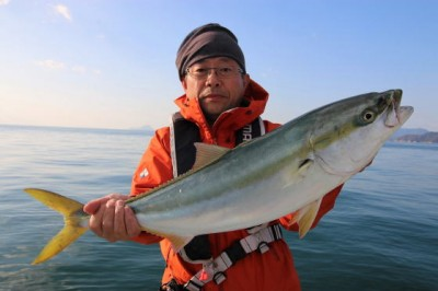 西岡遊漁の2018年12月27日(木)1枚目の写真