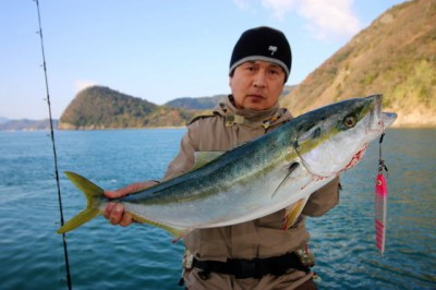 西岡遊漁の2018年12月27日(木)2枚目の写真