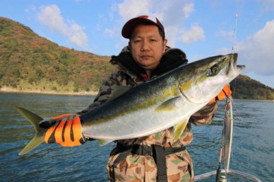 西岡遊漁の2018年12月27日(木)3枚目の写真