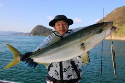 西岡遊漁の2018年12月27日(木)4枚目の写真