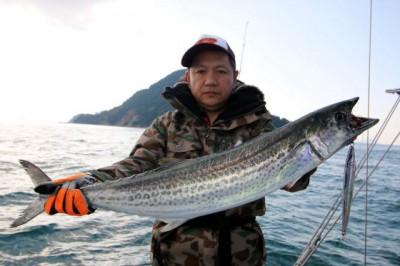 西岡遊漁の2018年12月27日(木)5枚目の写真
