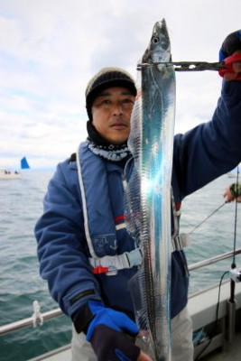 西岡遊漁の2018年12月30日(日)2枚目の写真