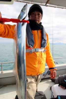 西岡遊漁の2018年12月30日(日)4枚目の写真