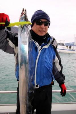 西岡遊漁の2018年12月31日(月)1枚目の写真